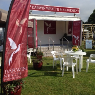 Darwin Wealth at Newport Show