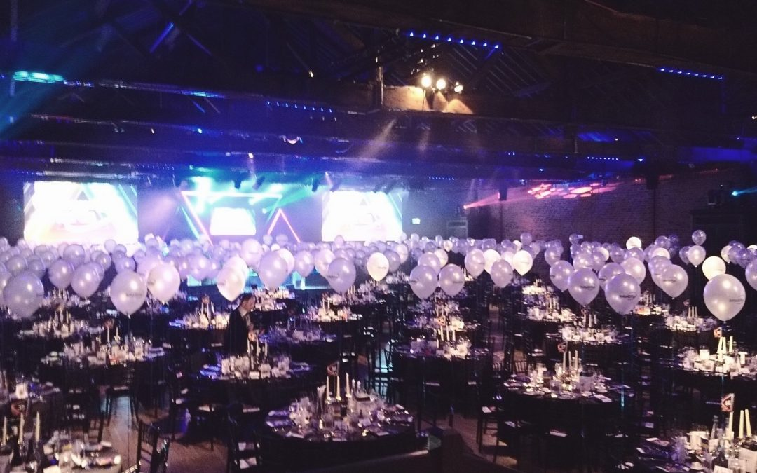 Time at the Professional Adviser Awards 2017